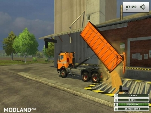 Mercedes Benz SK 2653 timber loader v 2.0, 18 photo