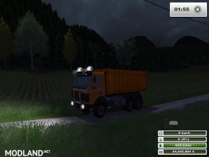 Mercedes Benz SK 2653 timber loader v 2.0, 19 photo