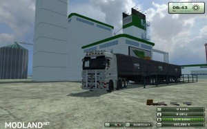 Mercedes Benz Actros 4160 v1.0, 2 photo