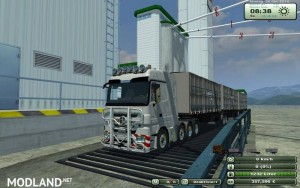 Mercedes Benz Actros 4160 v1.0, 1 photo