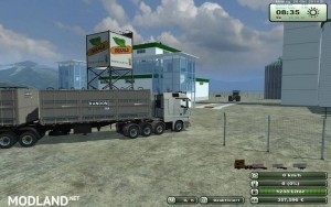Mercedes Benz Actros 4160 v1.0, 4 photo