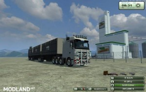 Mercedes Benz Actros 4160 v1.0, 5 photo