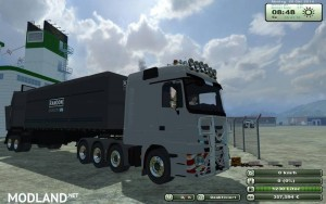 Mercedes Benz Actros 4160 v1.0, 3 photo