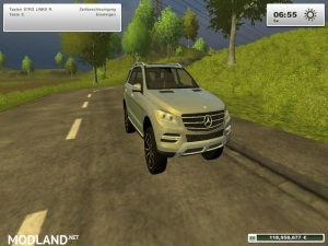 Mercedes M Class v 1.0