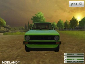 VW Golf Mk1 MG POWER v2.0 Tuning, 5 photo