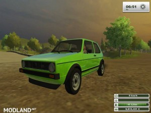 VW Golf Mk1 MG POWER v2.0 Tuning, 9 photo
