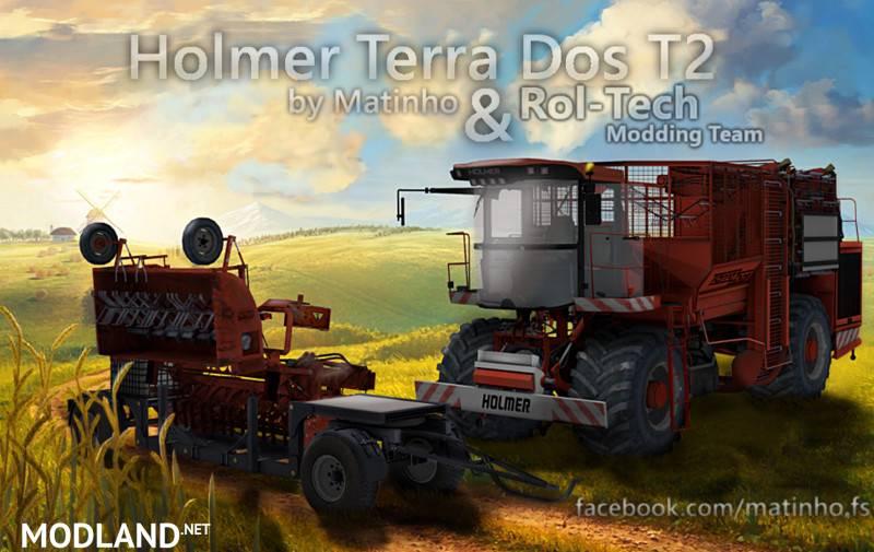 Holmer Terra Dos T2