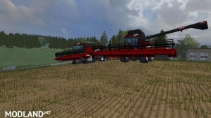 Case 9120 Axial Flow MultiFruit , 2 photo