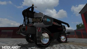 Claas Lexion 770 Black Edition