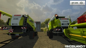 Claas Lexion 780 v 0.1, 2 photo