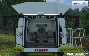 Claas Lexion 780 v 0.1, 5 photo