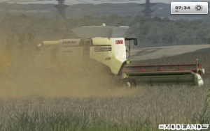 Claas Lexion 780 v 0.1, 8 photo