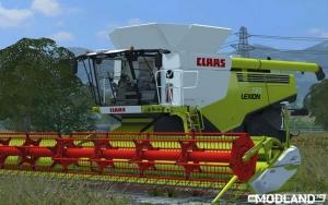 Claas Lexion 780 v 0.1