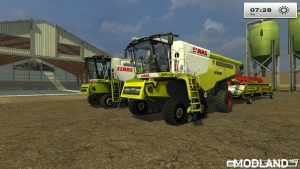 Claas Lexion 780 v 0.1, 9 photo