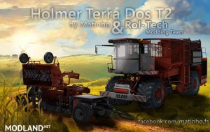 Holmer Terra Dos T2 v1.0, 1 photo