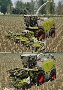 Claas Jaguar 980 Washable, 1 photo