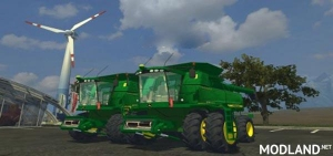 John Deere 9750STS Multifruit Pack, 1 photo