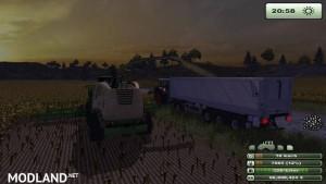 Krone Big X 1000 forage harvester v1.0, 12 photo
