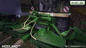 Krone Big X 1000 forage harvester v1.0, 14 photo
