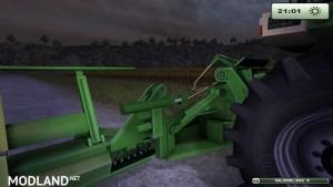 Krone Big X 1000 forage harvester v1.0, 18 photo