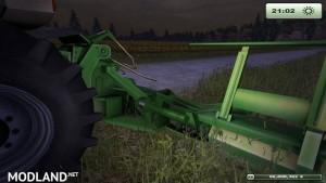 Krone Big X 1000 forage harvester v1.0, 19 photo