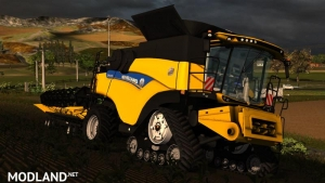 New Holland CR, 11 photo
