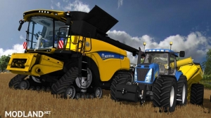 New Holland CR, 14 photo