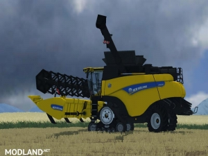 New Holland CR, 16 photo