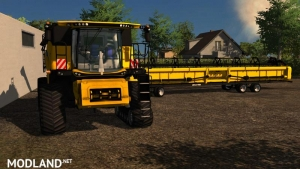 New Holland CR, 2 photo