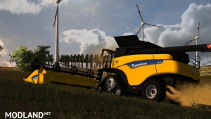 New Holland CR, 1 photo