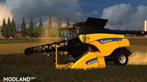 New Holland CR, 5 photo