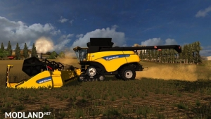 New Holland CR, 7 photo