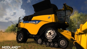 New Holland CR, 8 photo