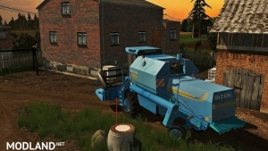 New Holland Bizon Z058, 2 photo