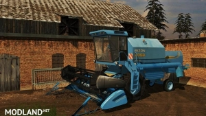 New Holland Bizon Z058