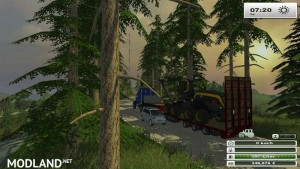 Ponsse Scorpion with Downhill v 0.9 BETA, 10 photo