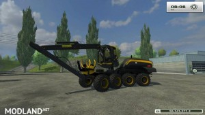 Ponsse Scorpion with Downhill v 0.9 BETA, 1 photo