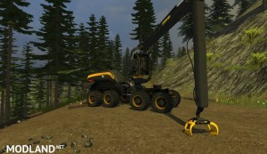 Ponsse Scorpion with Downhill v 0.9 BETA, 21 photo