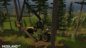 Ponsse Scorpion with Downhill v 0.9 BETA, 22 photo