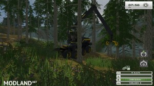 Ponsse Scorpion with Downhill v 0.9 BETA, 7 photo