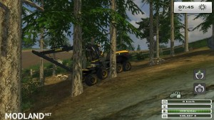 Ponsse Scorpion with Downhill v 0.9 BETA, 8 photo