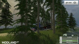 Ponsse Scorpion with Downhill v 0.9 BETA, 9 photo