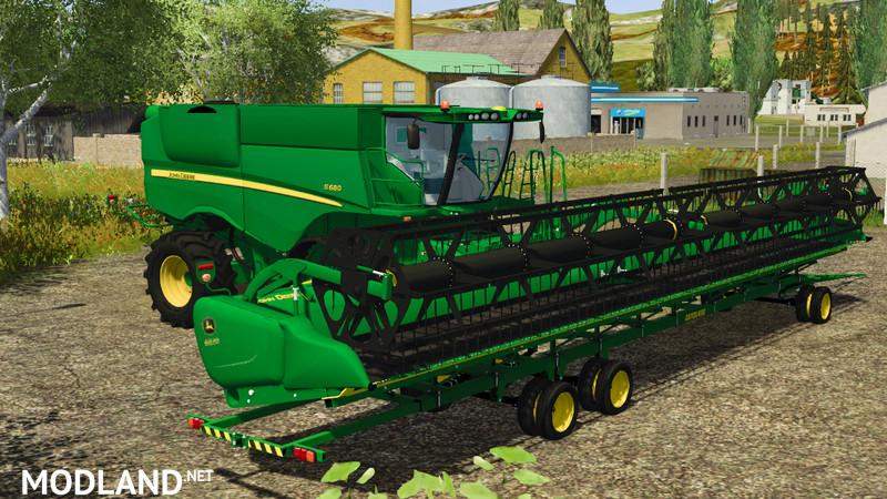 John Deere 645FD MR