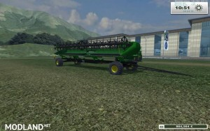 John Deere Header Trailer v1.0 fixed, 1 photo