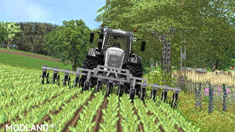 Agronomic Cultivator