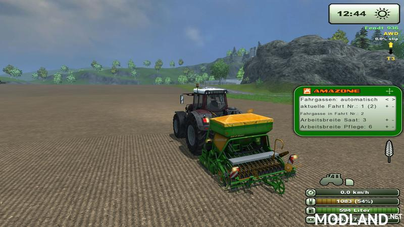Amazone Sowing Pack v 2.0 SoilMod Edition