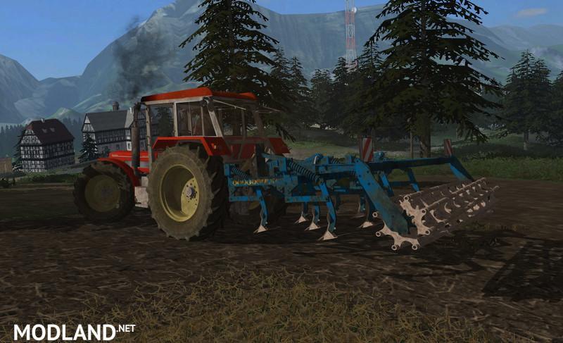 Rabe Werk Cultivators type EGF