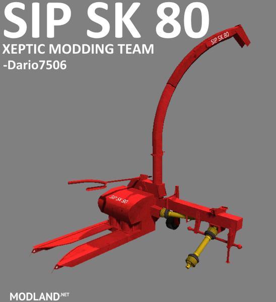 SIP SK 80 Silage