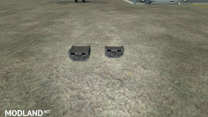 Steyr Front Weights Pack