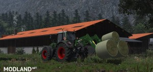 Fendt rear loader Cargo R v1.0 MR, 4 photo